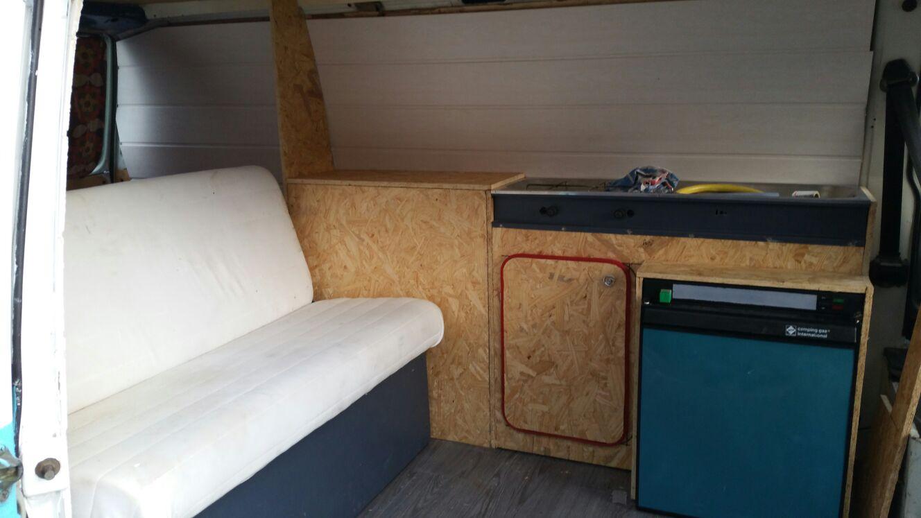 le kombi des doudous am nagement interieur partie 2. Black Bedroom Furniture Sets. Home Design Ideas